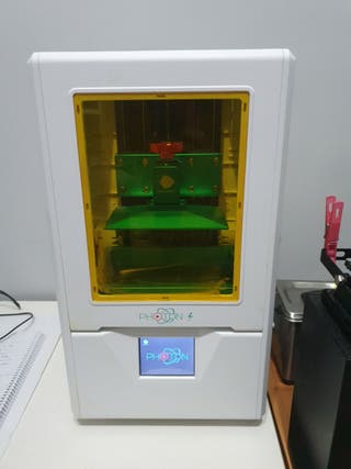 Impresora 3d photon S