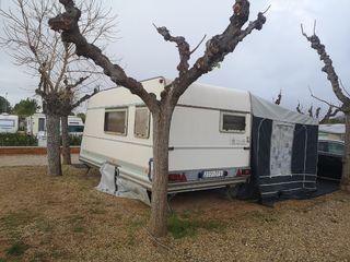 caravana caravellair de menos 750kgs