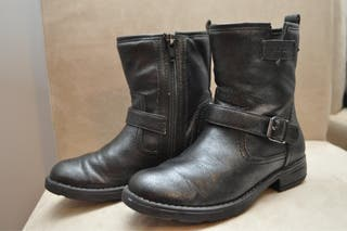 Geox kids boots in leather, size 29