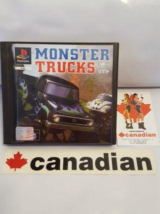 Monster Trucks Play 1