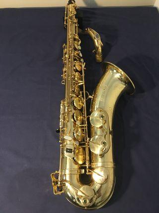Saxofón tenor Selmer SA80 serie 2