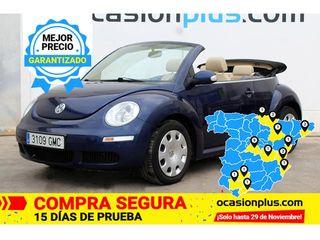 Volkswagen New Beetle Cabrio 1.6 75 kW (102 CV)
