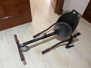 Hoverboard con silla