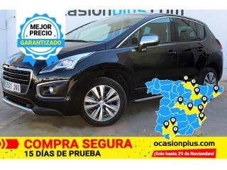 Peugeot 3008 SUV 1.2 PureTech SANDS Access 96 kW (130 CV)