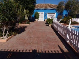 Chalet en venta en Puerto de Mazarrón en Mazarrón