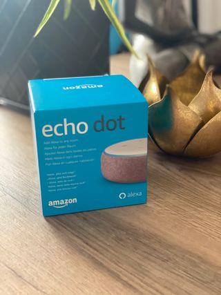 Altavoz Echo Dot Alexa