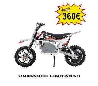 Mini moto de cross electrica Monsterpro 1000W