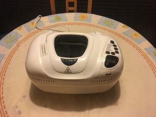 Máquina para hacer el pan en casa Fácil