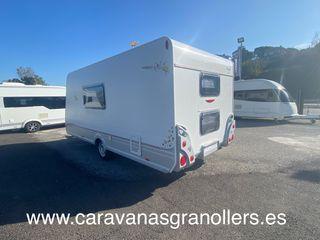 caravana sterckeman 490 pe-aire- nevera grande