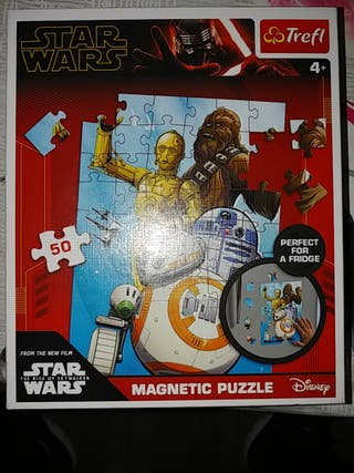 Puzzle magnet Star Wars