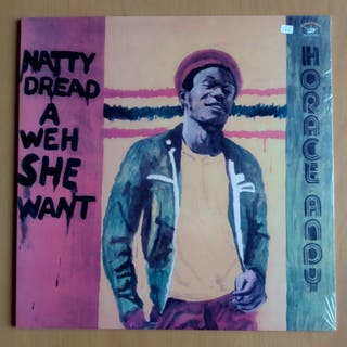 Horace Andy - Natty Dread A Weh She Want / Reggae