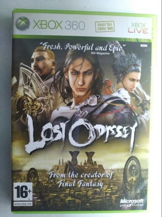 Juego Xbox 360 Lost Odyssey