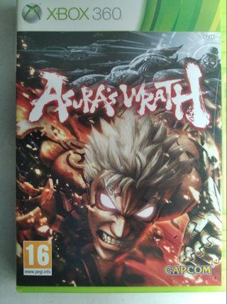 Xbox 360 Juego Asura's Wrath