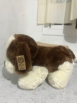 Perro peluche grande nuevo