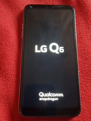 telefono L G Q6