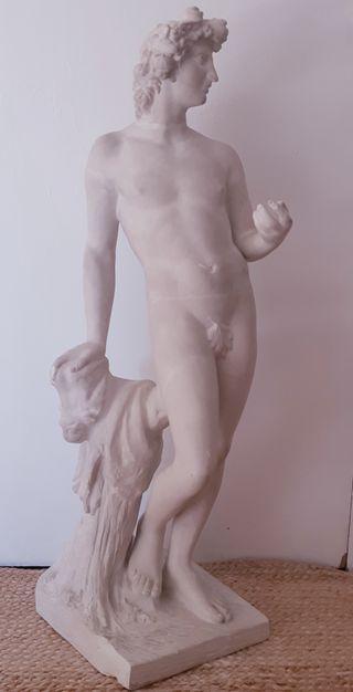 Escultura Clasica. Escuela Francesa. Escayola.