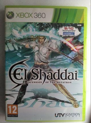 Xbox 360 Juego El Shaddai