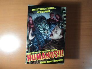 Humanos, zombies, juego de mesa