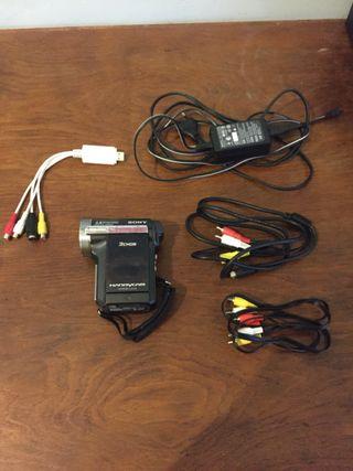 Sony handycam minidv DCR-PC1000E