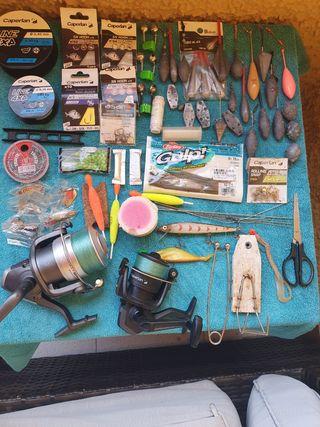 Lote completo Pesca