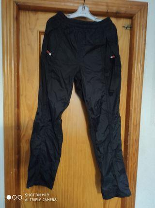 Pantalon Chubasquero moto Calidad