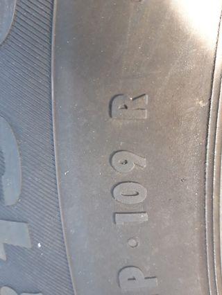 Neumáticos de Segunda mano nankang
