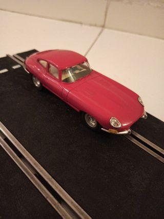Coche Jaguar Scalextric.