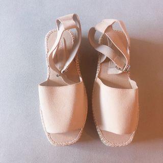 Zapatos ASOS con plataforma plana