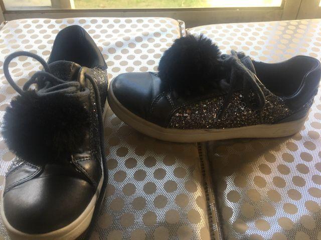 Zapatos deportivos niña T.34
