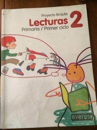 Libro primaria Proyecto Brújula 2