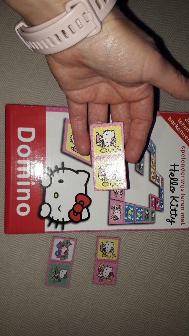 Lote juegos infantiles Hello Kitty