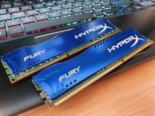 Memoria ram ddr3 un módulo de 16gb Samsung Hyperx