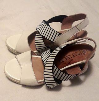 Preciosos Zapatos Sin Usar N°35