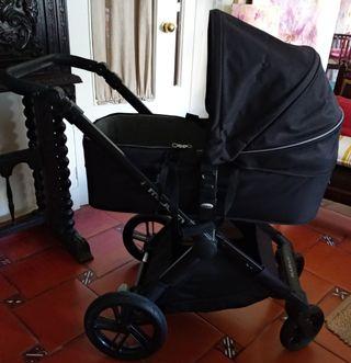 Conjunto Carrito de bebé 3 piezas marca Jane