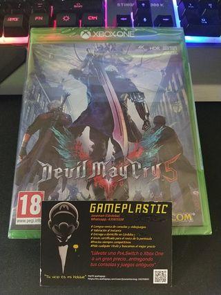 Devil May Cry V Xbox One (Precintado)