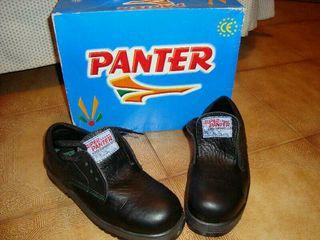 Zapatos de seguridad PANTER Sin estrenar