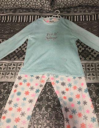 Pijama calentito