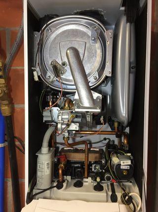 Mantenimiento calderas. Reparación y instalacion