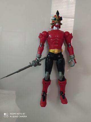 Power Rangers Bandai figura grande