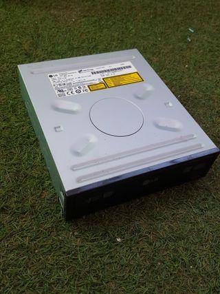 lector cd dvd disquetera pc