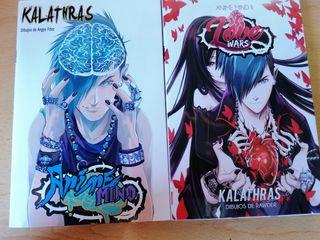 Anime Mind Kalathras (1 y 2)