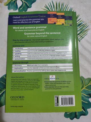 Oxford inglés libro