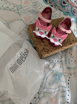 Mini melissa Vivienne Westwood baby toddler shoes