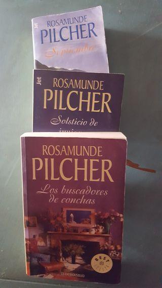 Lote Novelas Rosamunde Pilcher