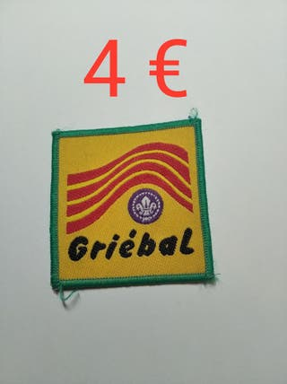 Insignia Centro Scout / Scouts
