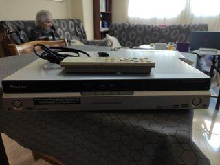DVD grabador pioneer