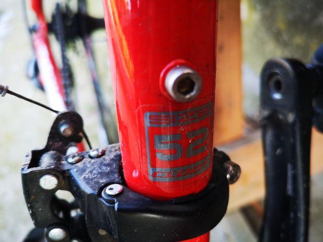 bicicleta carretera cloot