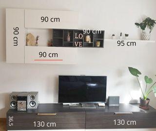 Mueble tv modular