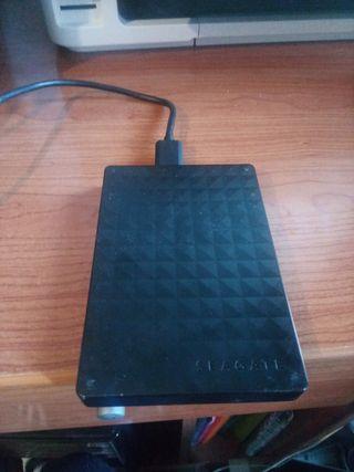 Disco duro portatil 1'5 TB