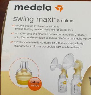 Sacaleches medela swing maxi and calma